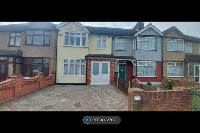 Thumbnail Terraced house to rent in Rothbury Avenue, Rainham