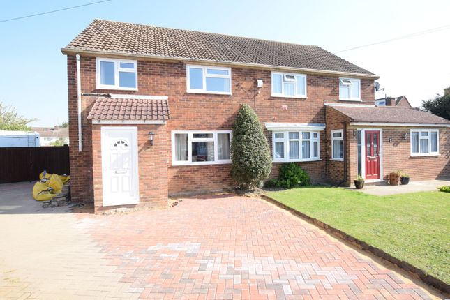 Thumbnail Semi-detached house to rent in Talbot Avenue, Slough, Berkshire
