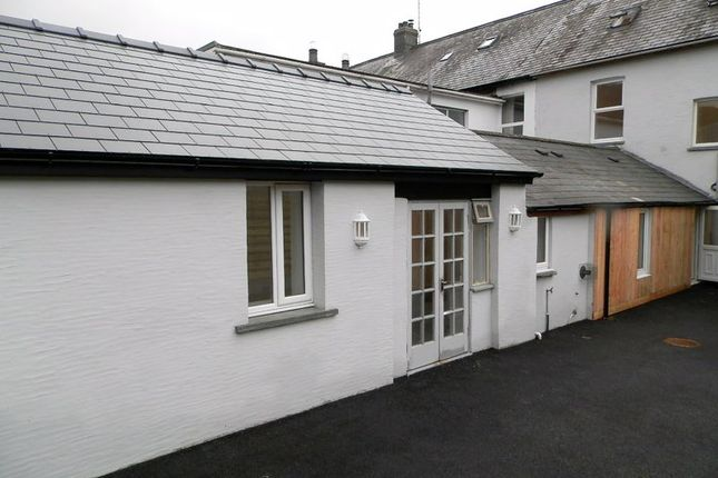 Thumbnail Terraced house for sale in Station Road, Newcastle Emlyn