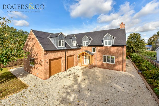 Thumbnail Detached house for sale in Kirby Road, Gretton, Rockingham, Northamptonshire