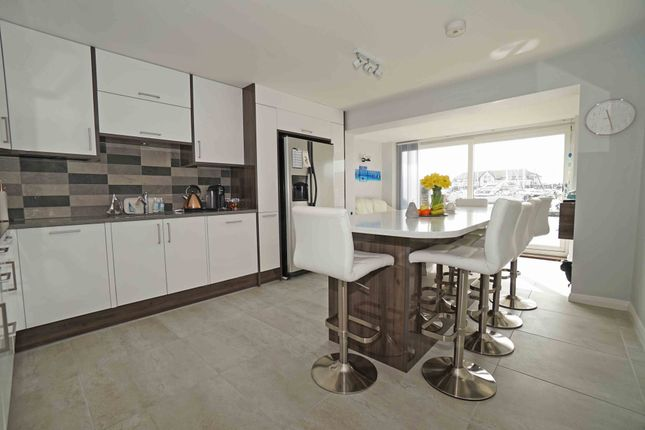 Thumbnail End terrace house for sale in Newlyn Way, Port Solent, Portsmouth