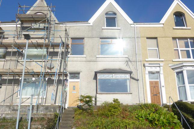 Thumbnail Flat for sale in Devon Terrace, Ffynone Road, Uplands, Swansea