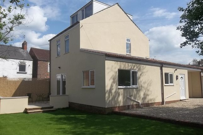 Thumbnail Detached house for sale in Chapel Lane, Morton, Gainsborough