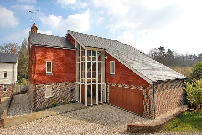 Thumbnail Detached house for sale in Little Warren Farm, The Warren, Crowborough, East Sussex