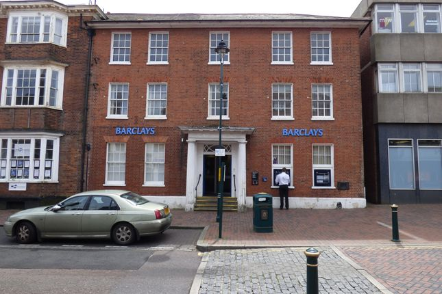 Thumbnail Office for sale in High Street, Sittingbourne