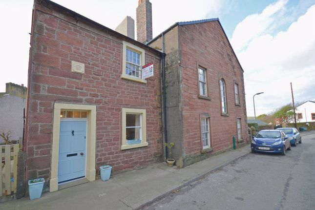 Thumbnail Semi-detached house for sale in Main Street, St. Bees