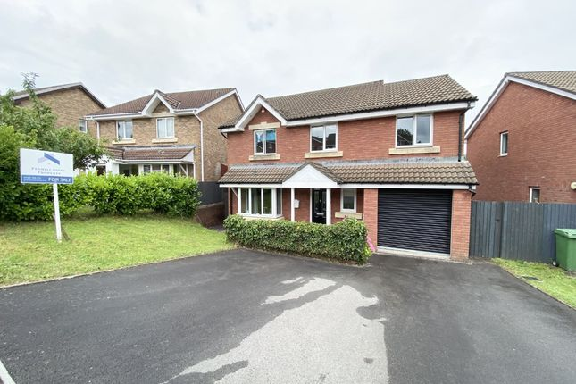5 bed detached house for sale in Potters Field, Aberdare, Mid Glamorgan CF44