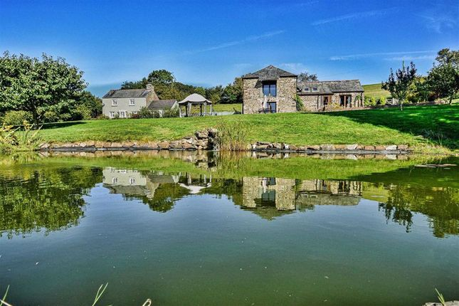 Thumbnail Country house for sale in St. Dominick, Saltash
