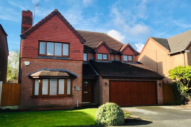 4 bed detached house for sale in Linacre Lane, Widnes WA8