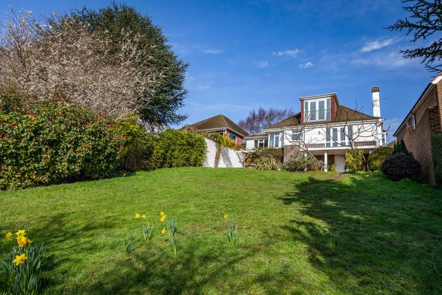 Thumbnail Detached bungalow for sale in Redhill Drive, Brighton