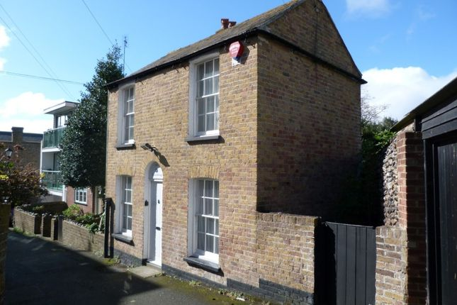 Thumbnail Cottage for sale in Tunis Row, Broadstairs