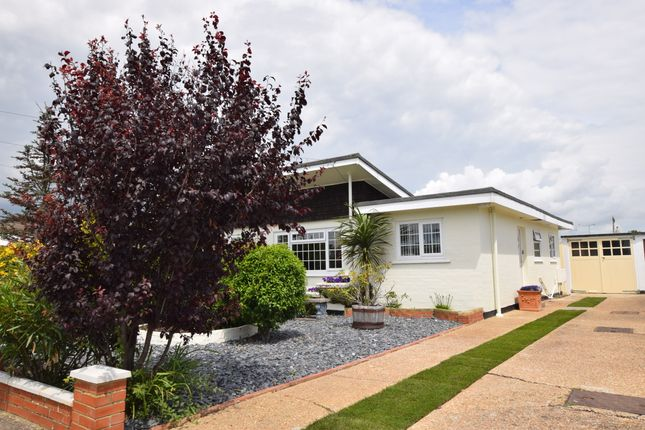 Bungalow for sale in Sunset Close, Pevensey Bay