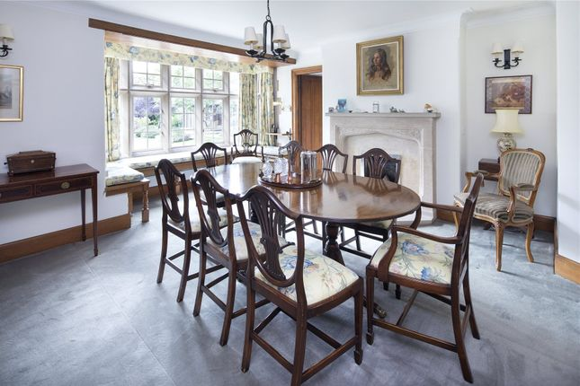 Dining Room of Boars Hill, Oxford OX1