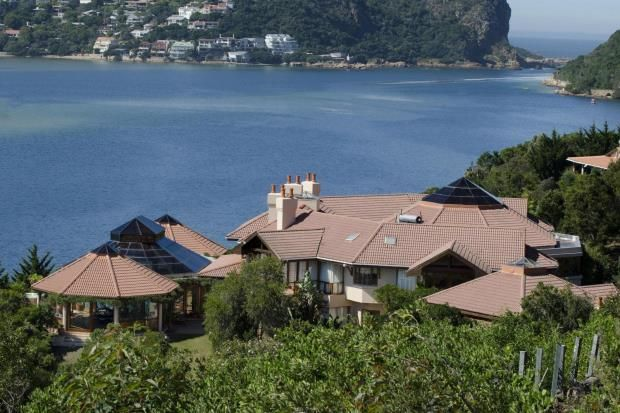 Thumbnail Property for sale in Uitzicht, Knysna, 6570