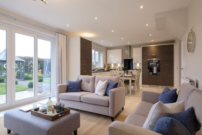 Thumbnail Detached house for sale in Plot 146, 159 & 163 The Cambridge, St Andrew's Road, Warminster