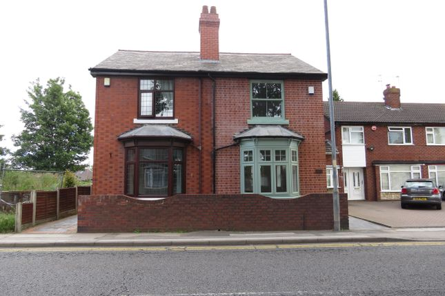 Thumbnail Semi-detached house to rent in Moxley Road, Darlaston, Wednesbury