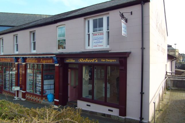 Thumbnail Office for sale in Three Storey Shop & Premises, 2 Dunraven Place, Bridgend