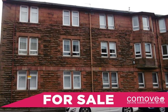 Thumbnail Flat for sale in King Street, Port Glasgow