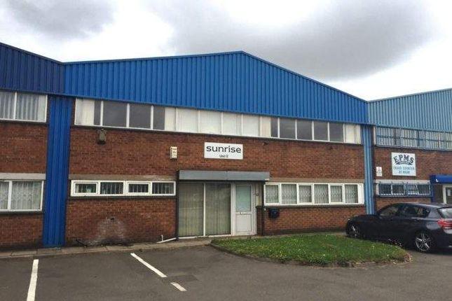 Thumbnail Light industrial to let in Unit E Acorn Park, Lenton Lane Industrial Estate, Nottingham