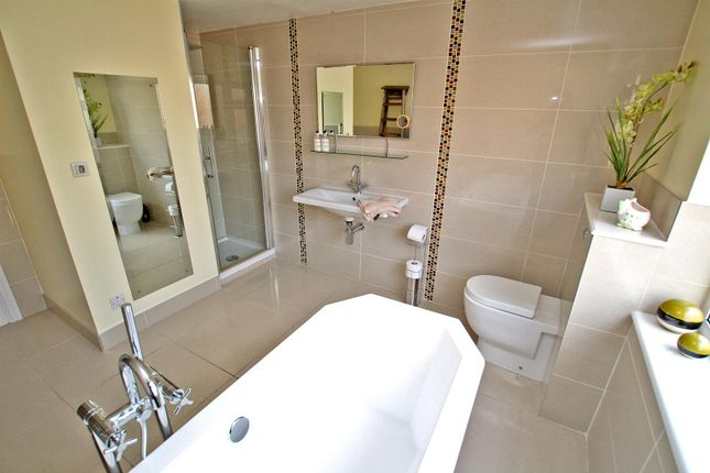 Thumbnail Detached house for sale in Main Street, Lambley, Nottingham