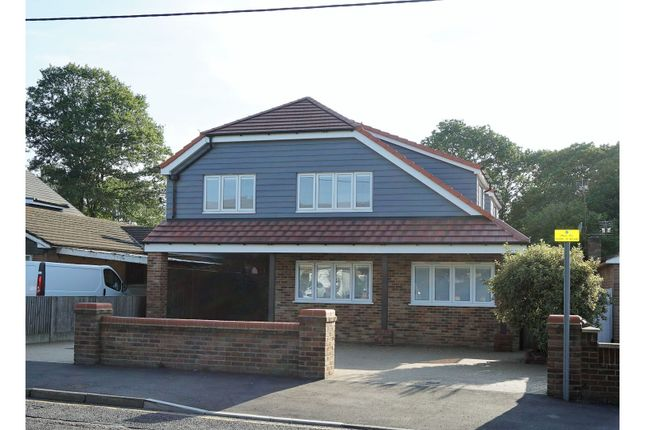 Thumbnail Detached house for sale in Wigmore Road, Gillingham