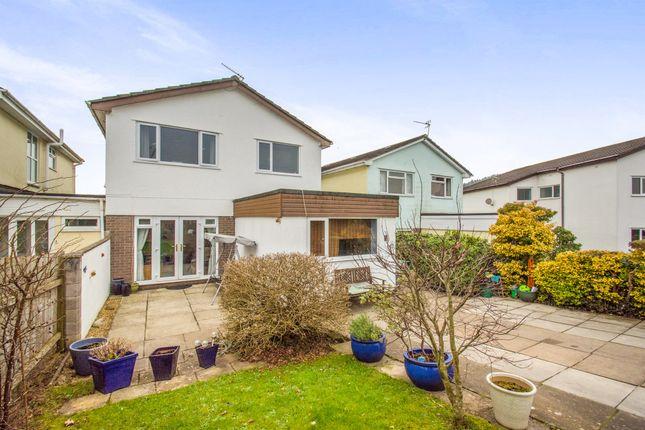 Thumbnail Detached house for sale in Fairways View, Talbot Green, Pontyclun