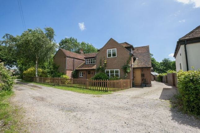 Thumbnail Detached house for sale in Hambrook Hill North, Hambrook, Chichester