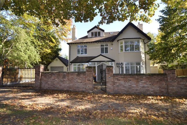 Thumbnail Detached house for sale in Green Lane, Mossley Hill, Liverpool