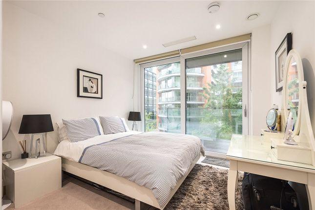 Bedroom of Paddington Exchange, 12 Hermitage Street, London W2