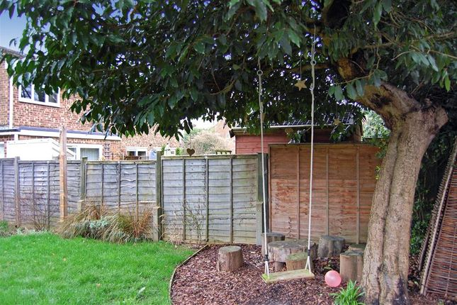 Rear Garden of Challenger Close, Paddock Wood, Tonbridge, Kent TN12