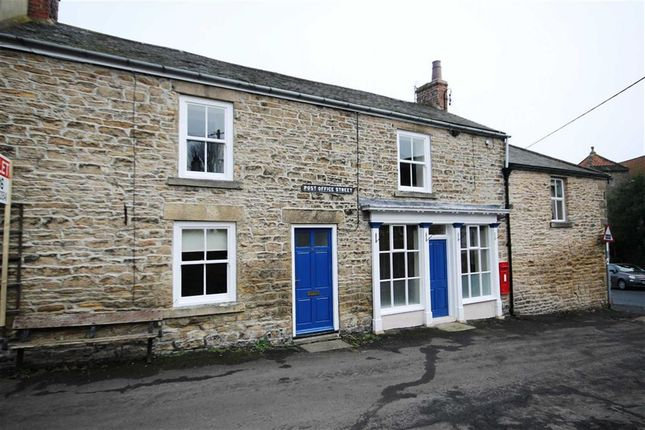 Thumbnail Terraced house to rent in Post Office Street, Witton Le Wear, County Durham
