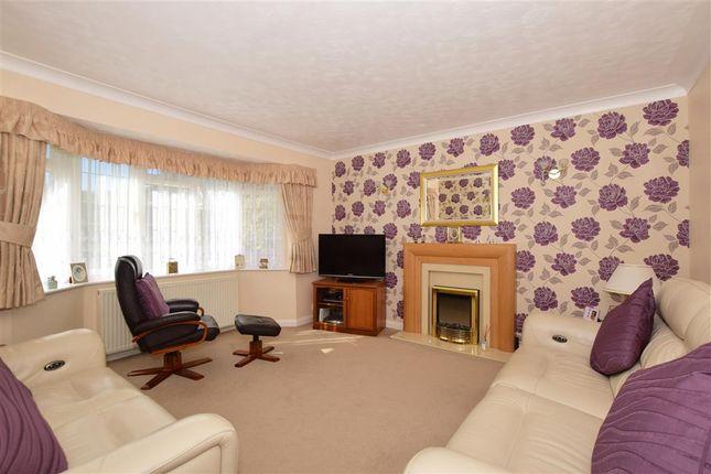 Thumbnail Detached bungalow for sale in Chestnut Grove, South Croydon, Surrey