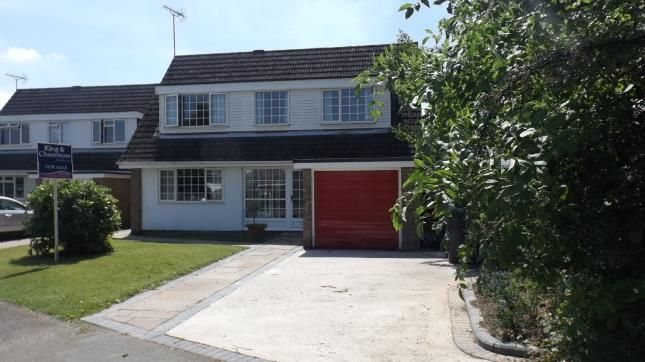 Thumbnail Detached house for sale in Hophurst Drive, Crawley Down, West Sussex