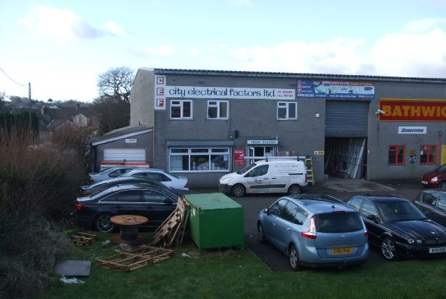 Thumbnail Industrial for sale in Coity Road, Bridgend