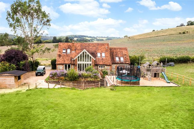 Thumbnail Detached house for sale in Turville, Henley-On-Thames, Oxfordshire