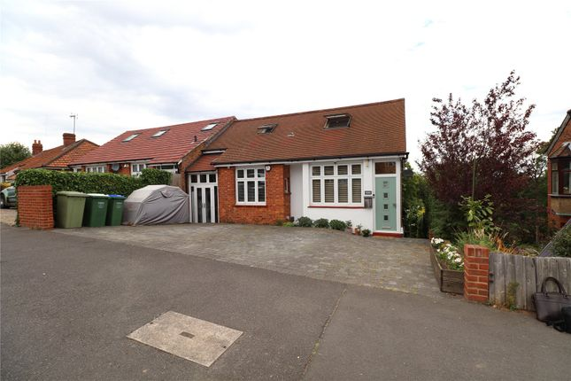 Thumbnail Bungalow for sale in Woolwich Road, Abbeywood, London