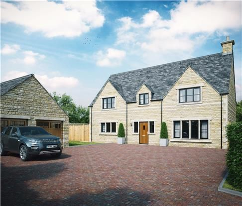 Thumbnail Detached house for sale in Bownham View, Rodborough Common, Glos