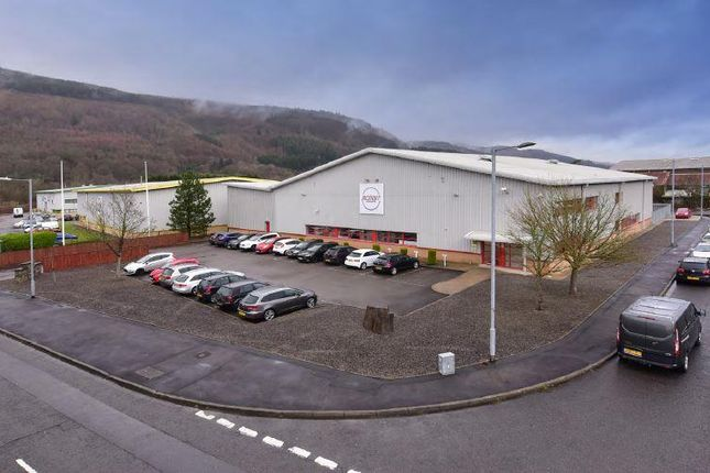 Thumbnail Commercial property to let in Mollart, Neath Vale Supplier Park, Resolven, Neath