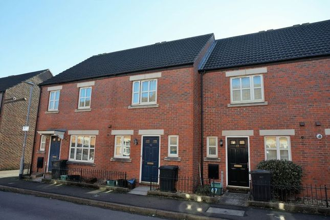 Thumbnail Terraced house for sale in Priory Park, Taunton