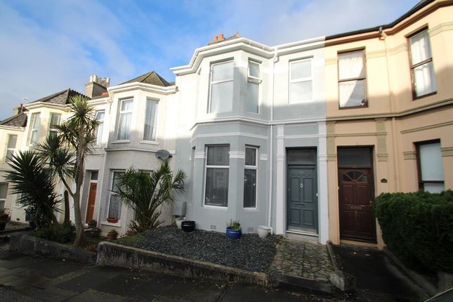 Thumbnail Terraced house for sale in Westbourne Road, Peverell, Plymouth