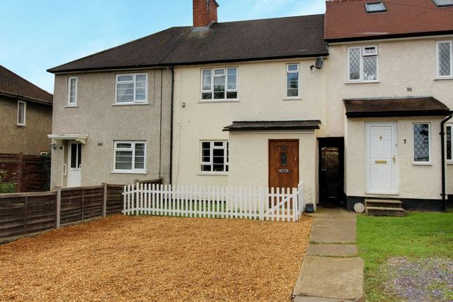 Thumbnail Terraced house for sale in Cattlegate Road, Northaw, Potters Bar