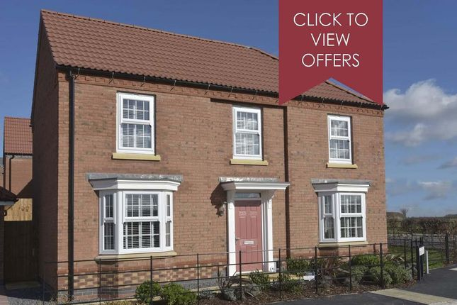 """Thumbnail Detached house for sale in """"Eden Special"""" at Hollygate Lane, Cotgrave, Nottingham"""