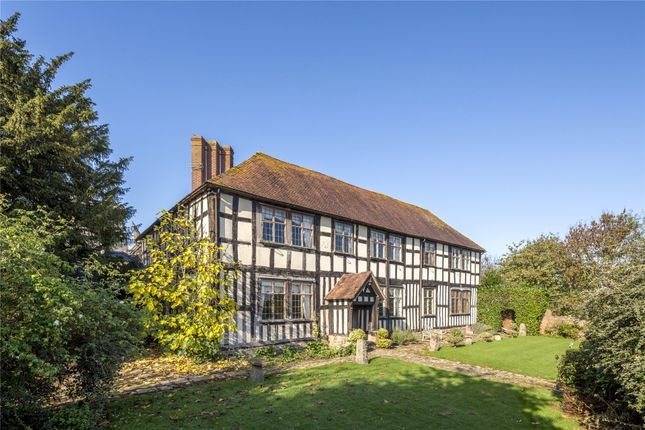 Thumbnail Detached house for sale in Kynaston, Ledbury, Herefordshire