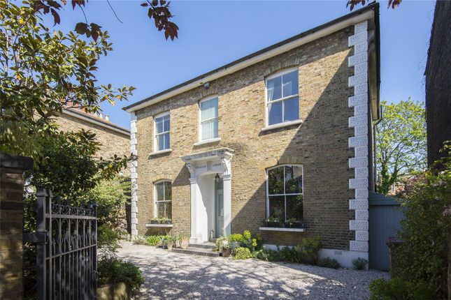 Thumbnail Detached house for sale in Graham Road, London