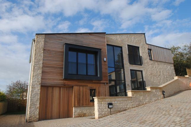 Thumbnail Detached house for sale in Box Lane, Bathford, Bath