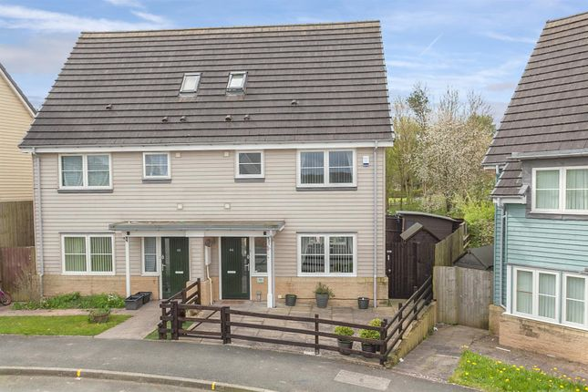 Thumbnail Semi-detached house for sale in Rocks Green Crescent, Ludlow