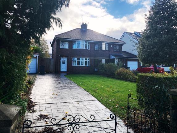 Thumbnail Property for sale in Egerton Park, Prenton, Merseyside