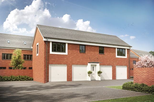 "Thumbnail Property for sale in ""Coach House 2"" at Pinhoe, Exeter"