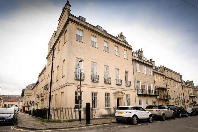 Thumbnail Maisonette for sale in Upper Church Street, Nr The Royal Crescent, Bath