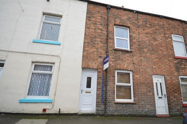 Thumbnail Terraced house for sale in Nelson Street, Scarborough